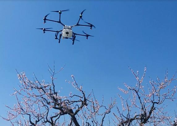 Ecotraining and Ecodrones