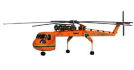 Erickson Aircrane S-64