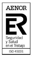 AENOR ISO 45001