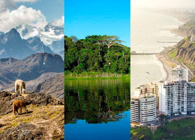 Nuestras operaciones en perú